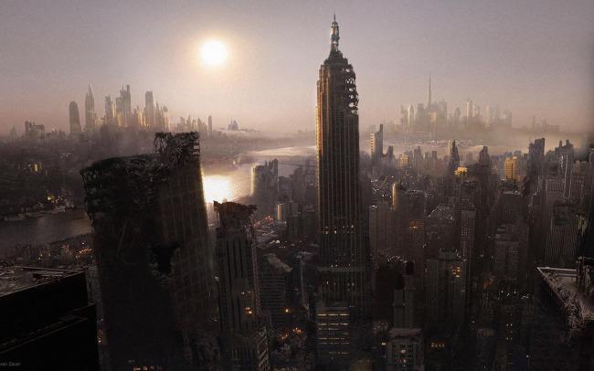 未来城市模板下载 未来城市图片下载