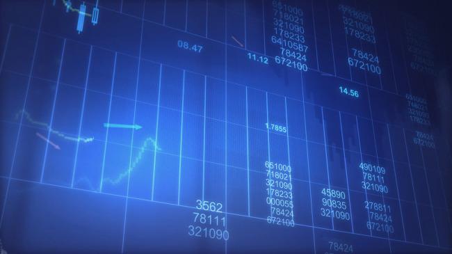 股市数据分析模板下载(图片编号:10697765)