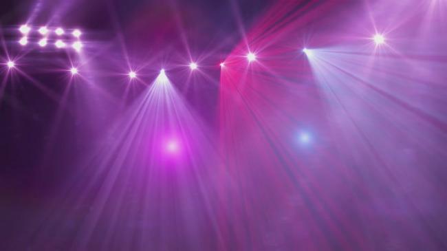 舞台灯光特效