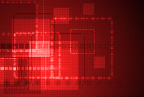 红色商务背景 海报背景图片