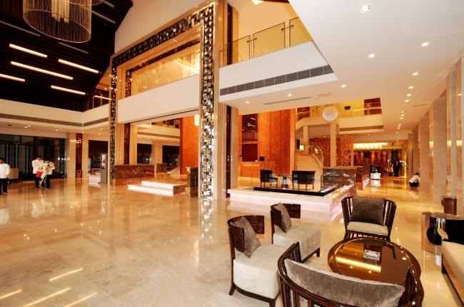 室内装潢 酒店大厅 高档酒店
