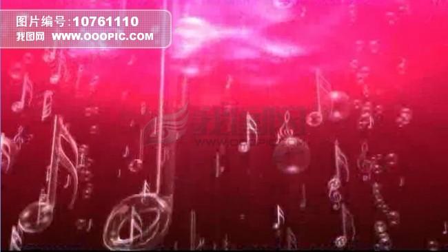 红色 背景 高清 视频
