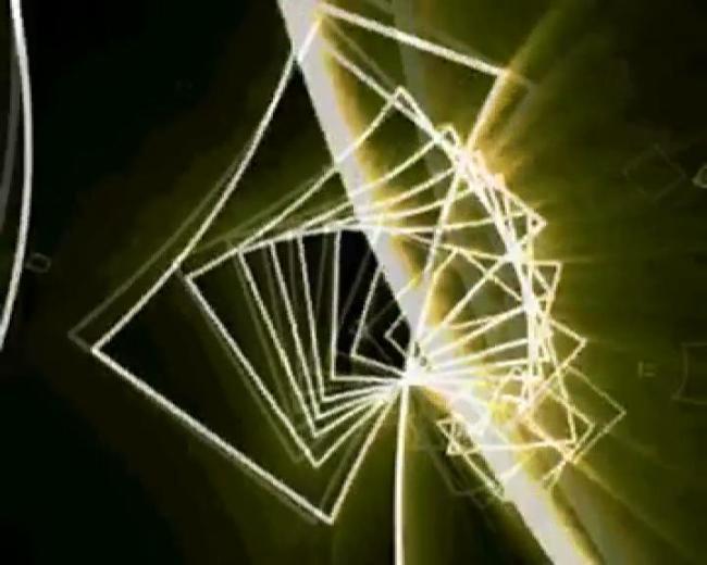 光线翻滚光影动态视频素材