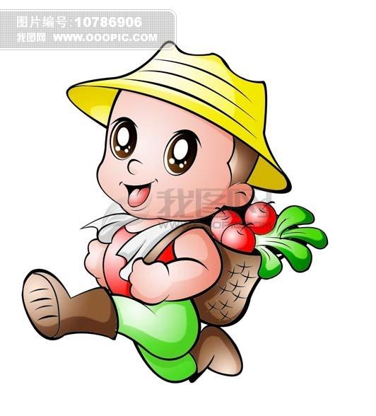 卡通农夫形象_卡通农夫形象设计_卡通农夫_卡通农夫图片_青年图片搜索