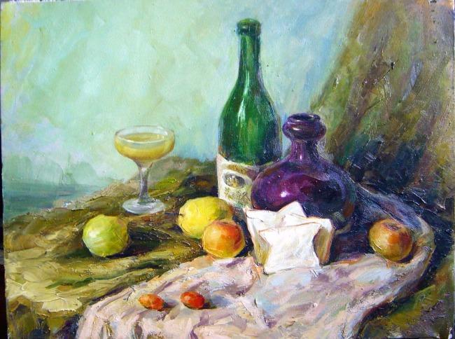 水果静物油画模板下载 10805976 油画 背景墙