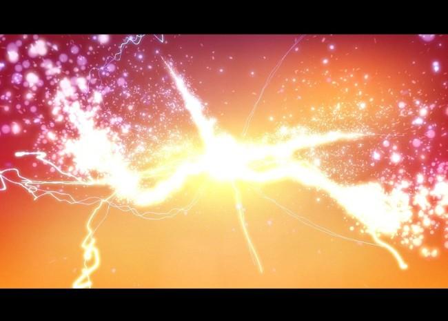 视频背景_震撼光效粒子视频背景素材