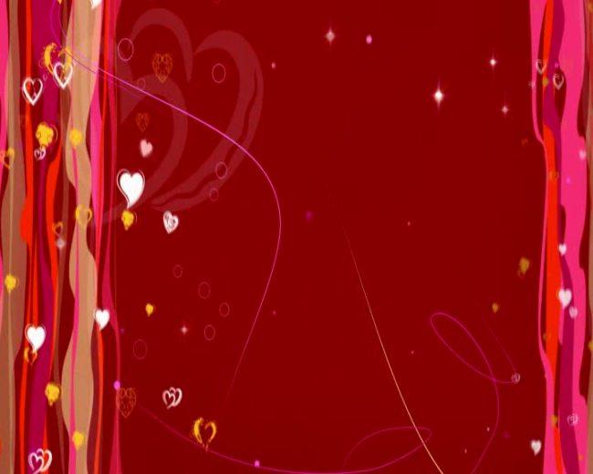 炫彩粒子红色背景图片下载 vj特效 视频素材特效素材 炫彩红色粒子