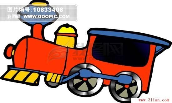 卡通火车模板下载(图片编号:10833408)