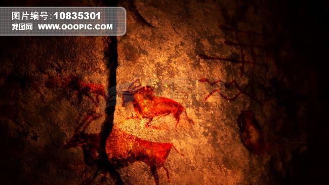 古代岩画视频素材模板下载 古代岩画视频素材图片下载 古...