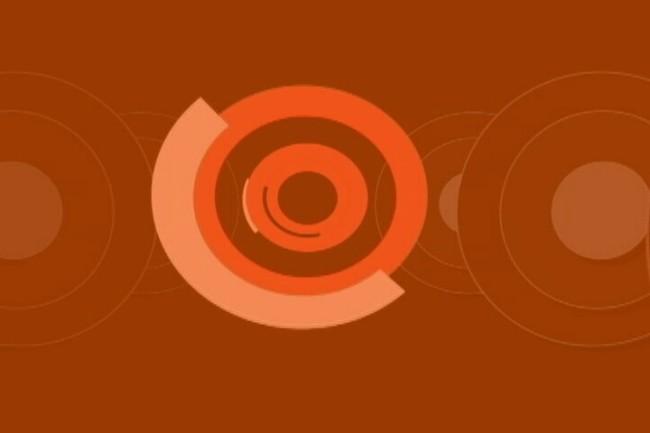 动态圆圈视频背景素材模板下载