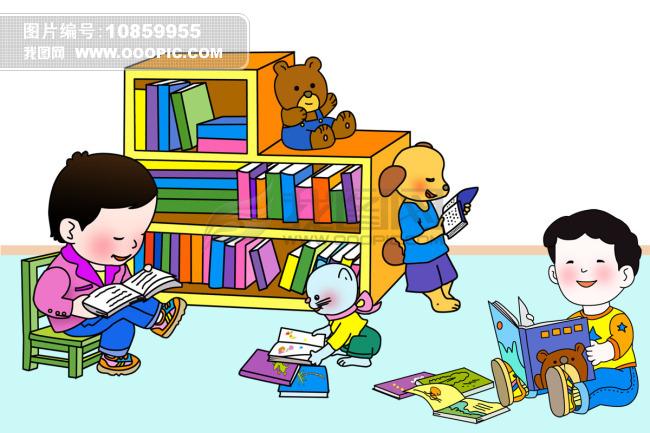 幼儿园背景图片 卡通图片