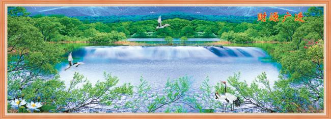 背景墙|装饰画 山水风景画 山水风景画 > 山水风景画  下一张&