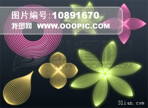 线条花纹ps笔刷模板下载 10891670 其他psd素材