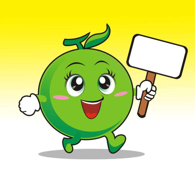 水果卡通形象设计 水果卡通设计