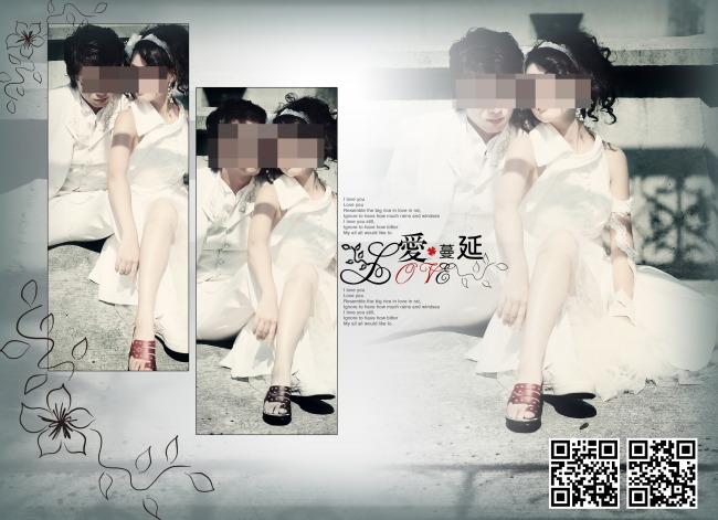 最新最火婚纱模板图片下载 最火最新婚纱模板 2013影楼婚纱模版