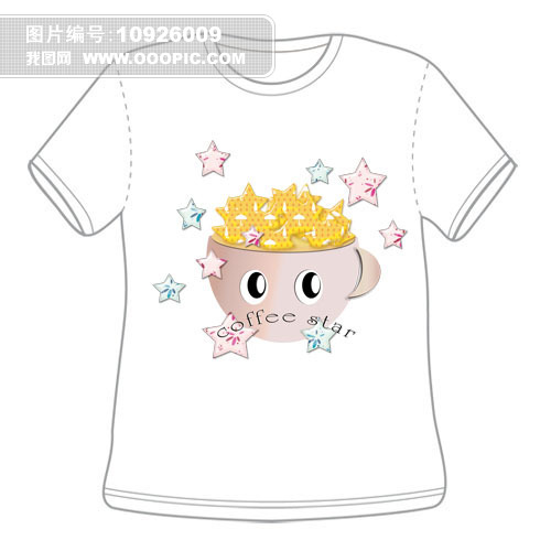 儿童t恤图案设计