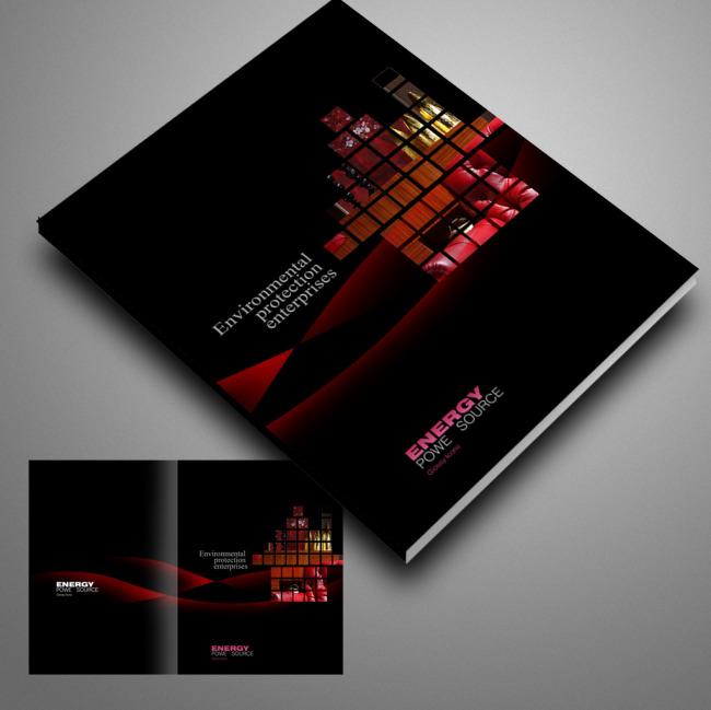 企业宣传册 宣传册设计 公司 企业 集团 画册      封皮 扉页 形象页