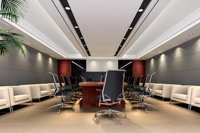 会议室 多人会议室 会议室设计室内设计 沙发椅 商业办公室 办公室图片