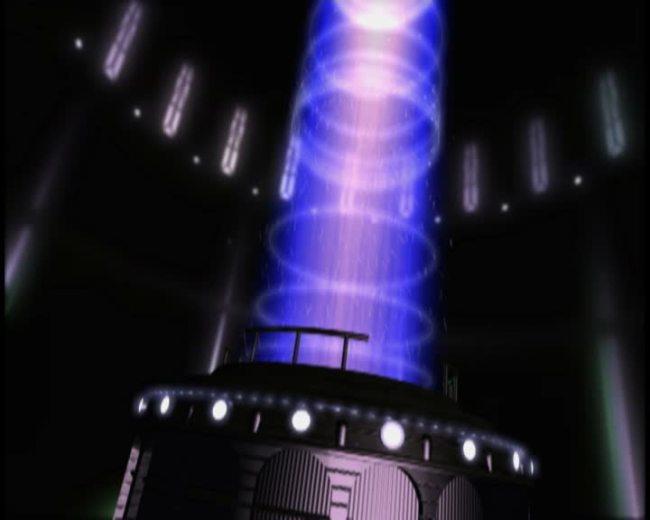 科幻类蓝色光柱模板下载(图片编号:10947356)