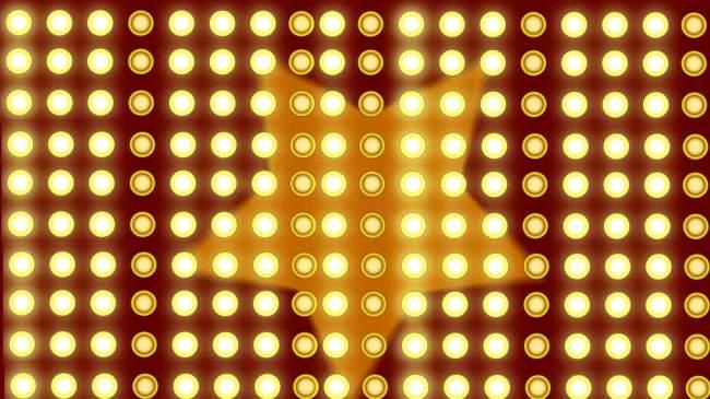 发光二极管灯阵电路图