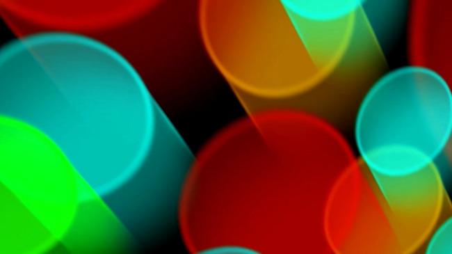 红蓝光斑圆圈模板下载(图片编号:10983794)_动态|特效