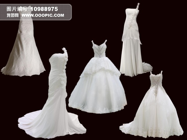 ps婚纱抠图背景素材