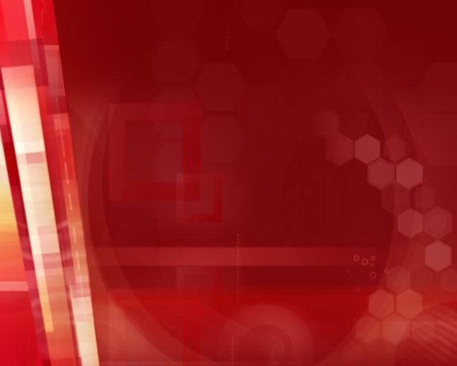 红色梦幻热情动态背景