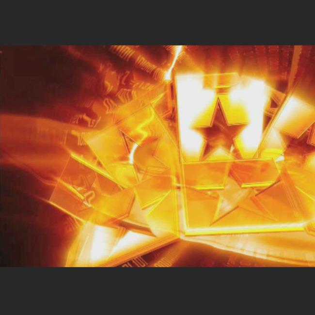 闪闪发光五角星模板下载(图片编号:10993837)