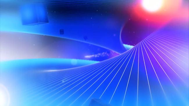 蓝色led舞台背景视频素材模板下载(图片编号:11000974