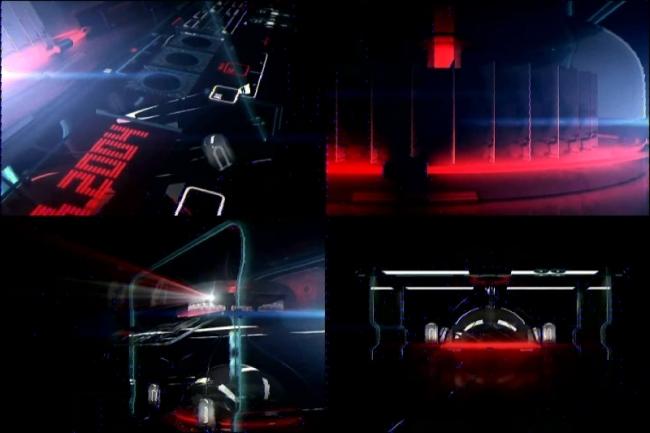机械风格夜店通用视频素材模板下载(图片编号:)_酒吧