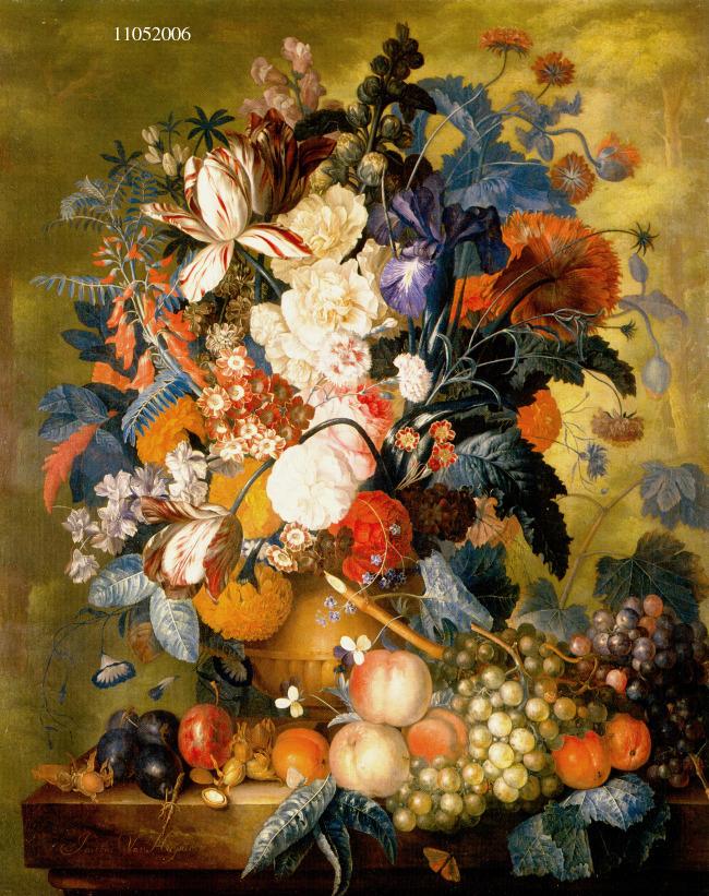 油画静物水果油画葡萄图片素材 11052006 油画图片库 室内装饰 无框