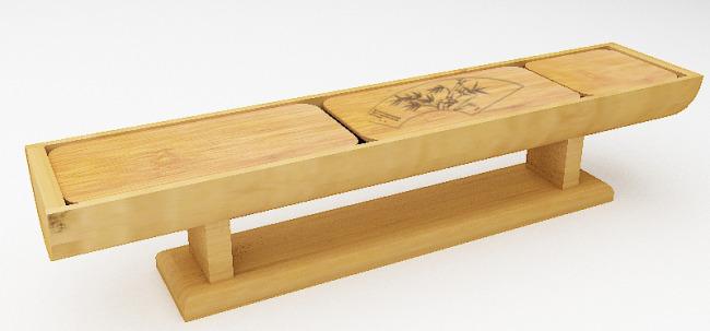 茶盘设计竹茶盘实木茶盘