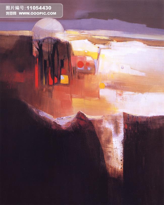 抽象油画模板下载 抽象油画图片下载 抽象画 抽象油画 无...