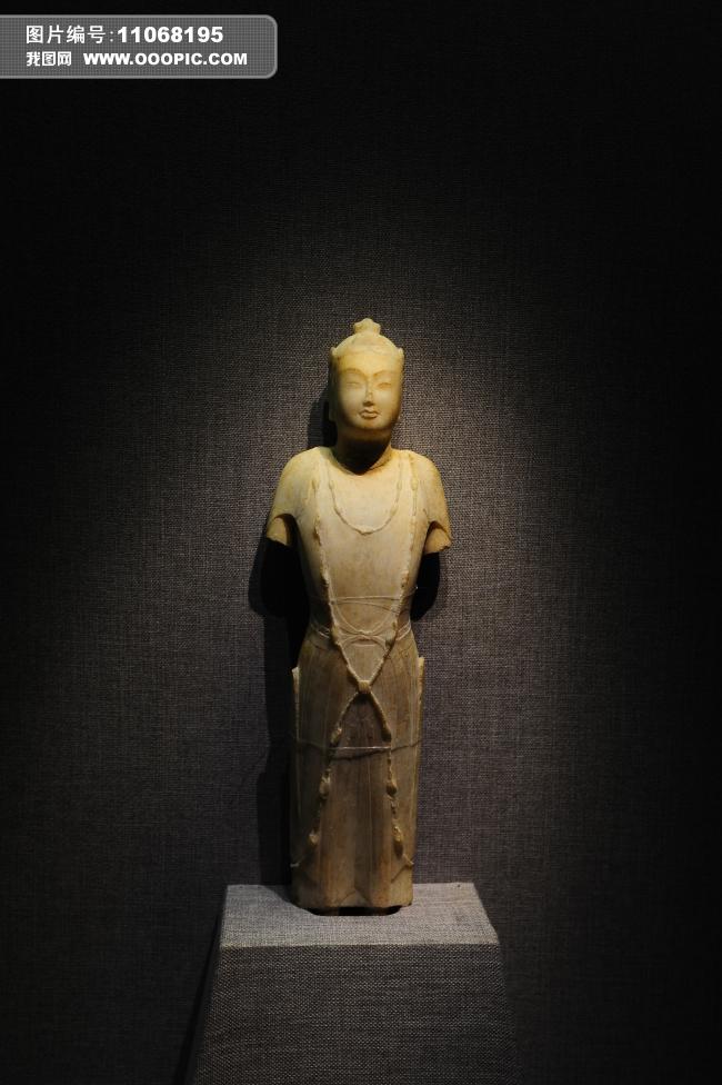 古代石雕像