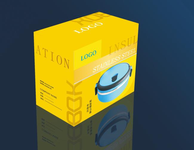 产品包装/包装盒设计图片下载 产品包装展开设计效果图  包装展开设计