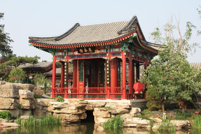 北京园林模板下载 北京园林图片下载 北京 园林 建筑 古建筑 园林景观