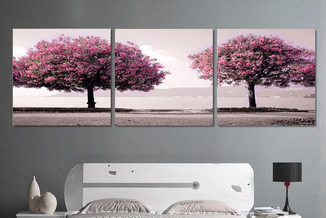 风景/[版权图片]湖边幸福树风景