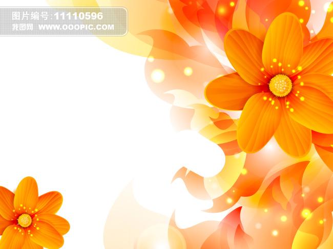 室内背景墙秋韵之歌简约欧式风情时尚花卉