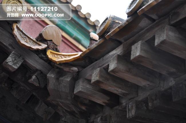 中国古建筑图片素材(图片编号:11127210)_细部建筑库