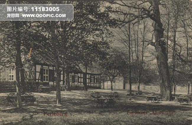手绘建筑风景7758图片下载 名信片 破旧 国外建筑 怀旧 古建筑 旅行