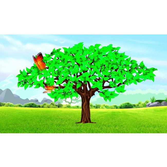 大树生长动画模板下载(图片编号:11219926)