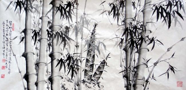 子竹子的种类竹子简笔画