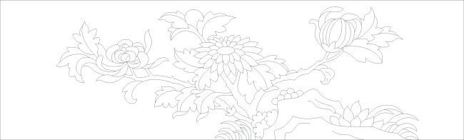 简笔画 手绘 线稿 650