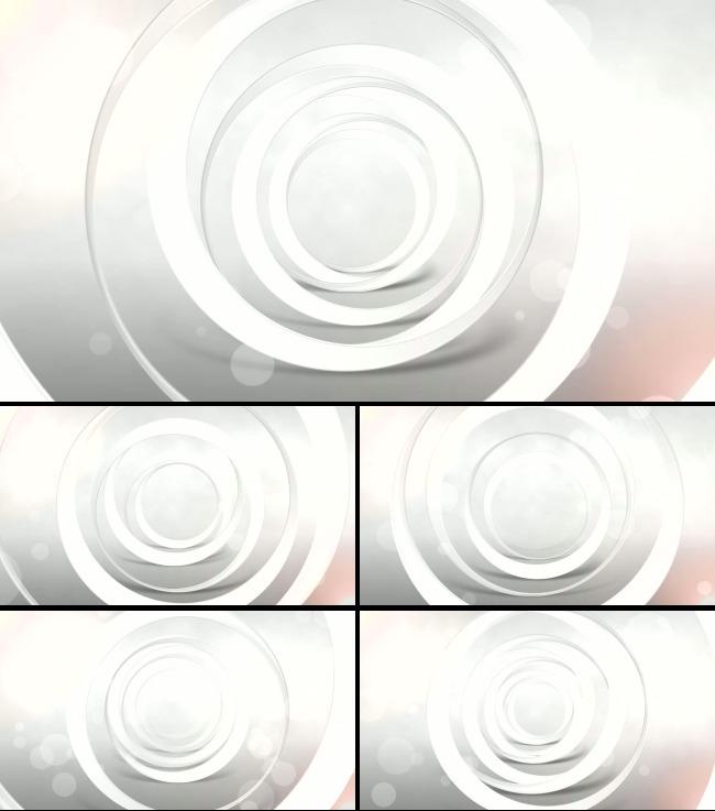唯美白色条通道高清背景视频素材模板下载