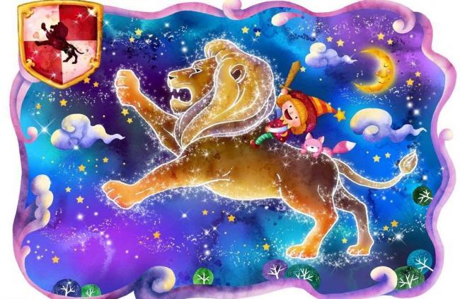 十二星座狮子座图片模板下载(图片编号:11338378)