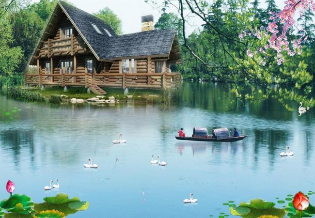 园林风景图片模板下载(图片编号:11350299)