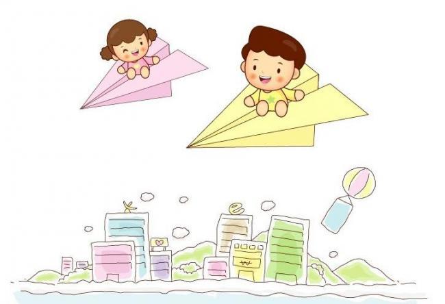 卡通儿童图片图片下载