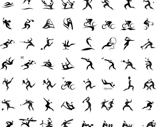 体育标志_