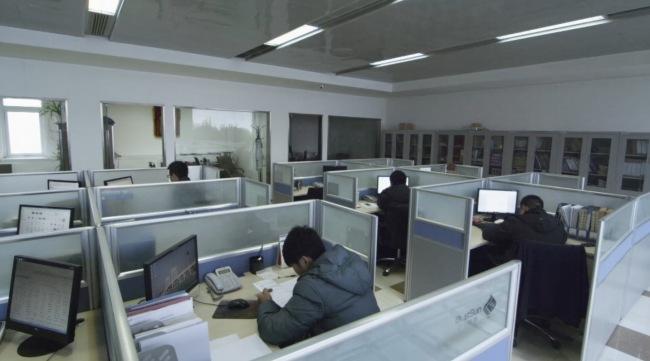 办公场所办公室视频素材模板下载