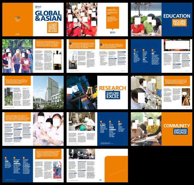 模板 通用画册 简洁元素 插图扉页 设计素材 源文件 画册背景 图册 插